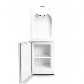 Раздатчик питьевой воды HotFrost V220CR фото с открытым шкафчиком
