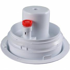 Кулер Ecotronic P5-LPM white водоприемное гнездо с клапанами