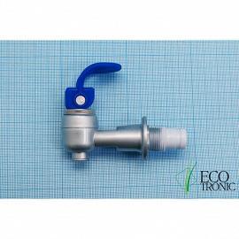 Кран холодной воды кулер Ecotronic K1-Т, К1-ТЕ