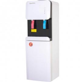 Кулер для воды Aqua Work 105-LDR бело-черный вид сбоку
