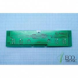 Дисплей управления Ecotronic P5-LXAD обратная сторона платы