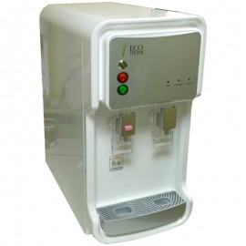 Встраиваемый кулер Ecotronic V11-U4T White Inside кнопки на передней панели