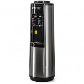 Кулер для воды Aqua Work HC66-L Steel-Black Вид сбоку,крупно