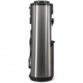 Кулер для воды Aqua Work HC66-L Steel-Black фото сбоку