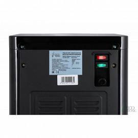 Кулер с нижней загрузкой Ecotronic P10-LX black фото выключателей