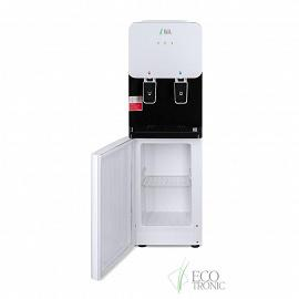 Раздатчик воды Ecotronic J1-LCWD XS вид с открытым шкафчиком
