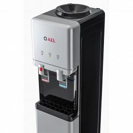 Кулер для воды со шкафом LC-AEL-65c silver фото кранов