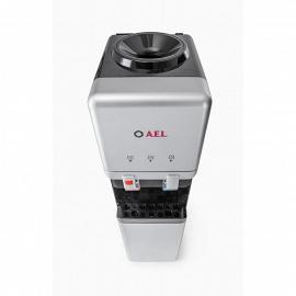 Кулер для воды со шкафом LC-AEL-65c silver вид сверху