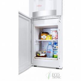 Кулер с холодильником Ecotronic V21-LF white+silver
