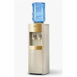 Напольный кулер для воды LC-AEL-280 gold вид сбоку