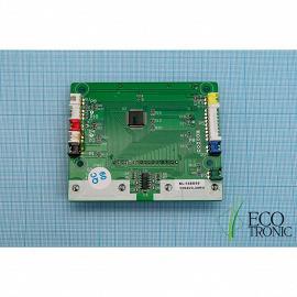Табло-дисплей Ecotronic C11-LXPM обратная сторона