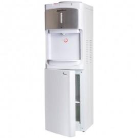 Кулер с холодильником Aqua Work R83-B белый