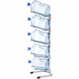 Стойка для 5 бутылей по 19 литров