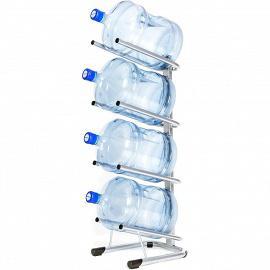 Стойка для 4 бутылей по 19 литров