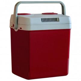 Автохолодильник Aqua Work YT-A-26X красный