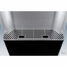 Кулер с холодильником Ecotronic M40-LF black+silver фото каплеуловителя