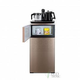 Кулер с чайным столиком Тиабар Ecotronic TB5-LE gold со шкафчиком