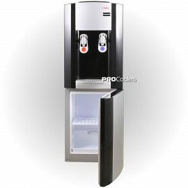 Кулер с холодильником LC-AEL-116b silver вид на холодильник