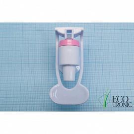 Кран горячей воды Ecotronic H2-T белый