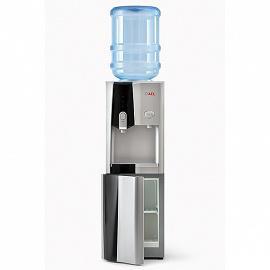 Напольный кулер для воды LD-AEL-150  вид с открытой дверкой