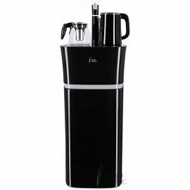 Кулер с чайным столиком Тиабар Ecotronic TB11-LE black
