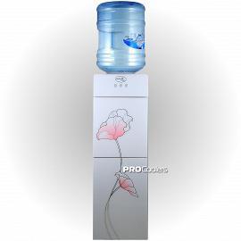 Кулер Aqua Well 2-JXD-1 ПЭС Белый (стекло)